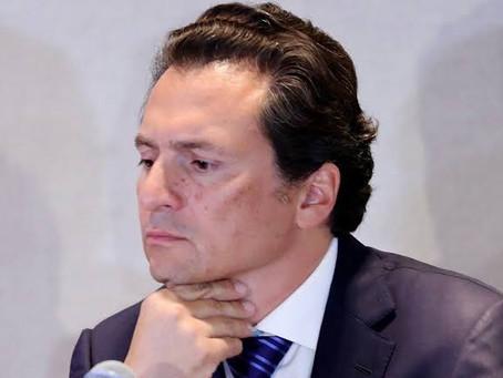 """Emilio Lozoya se declara """"no culpable"""" en el caso Odebrecht."""