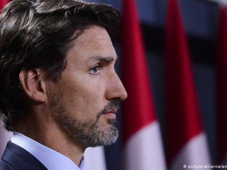 El primer ministro canadiense, Justin Trudeau, no asistirá a Washington a la reunión con Trump