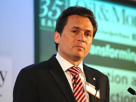 EMILIO LOZOYA exdirector de Pemex llega extraditado desde España