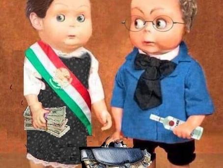 Enrique Peña Nieto y Felipe Calderón son trending en redes sociales.