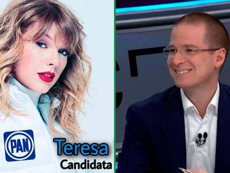 ¿Taylor Swift en la planilla del PAN? FAKE NEWS.