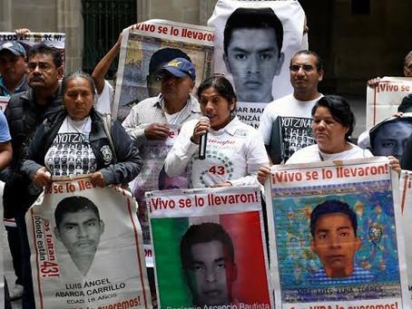 Localizan e identifican restos de un normalista de Ayotzinapa