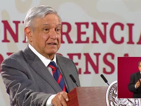 AMLO presenta proyecto para reformar sistema de pensiones