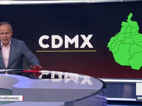 ¿Semáforo verde para CDMX?