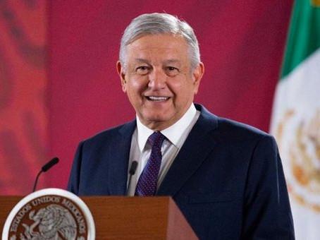AMLO agradece al Papa por los tres ventiladores que donó a México