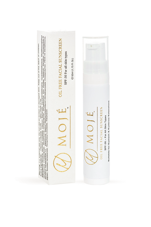 The best Facial Sunscreen that is suitable for Eyelash Extensions, in Gold Coast