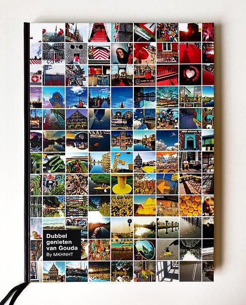 EXPOBOEK | Dubbel genieten van Gouda + 4 ansichtkaarten