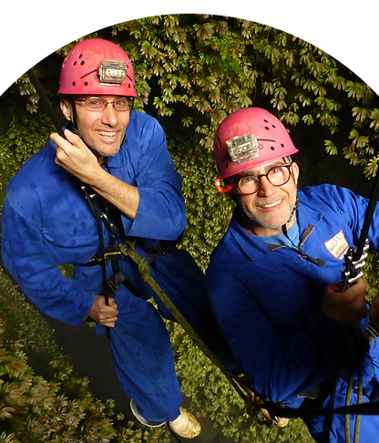 cave rappelling new zealand
