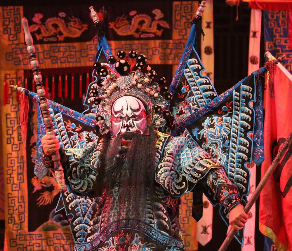 sichuan opera costume