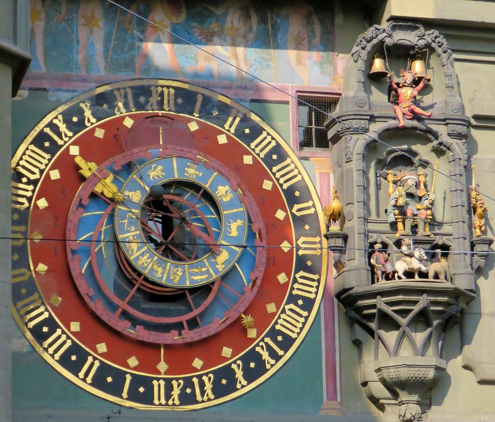 Zytglogge clock tower bern