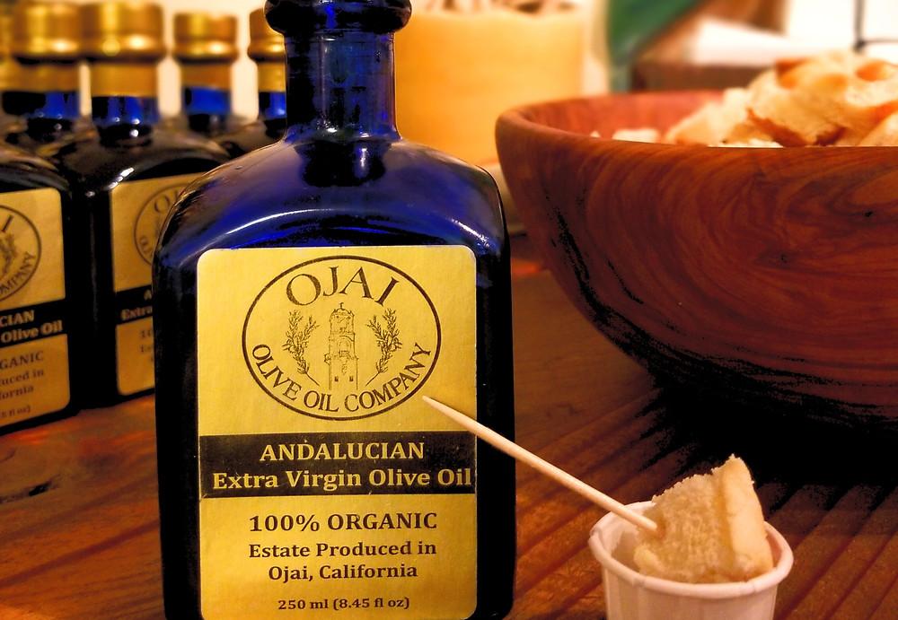 ojai olive oil california