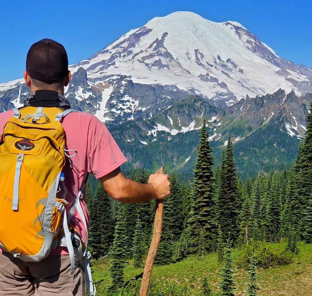 mount rainier naches peak loop