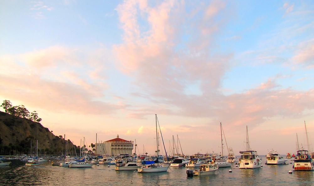 santa catalina island harbor california