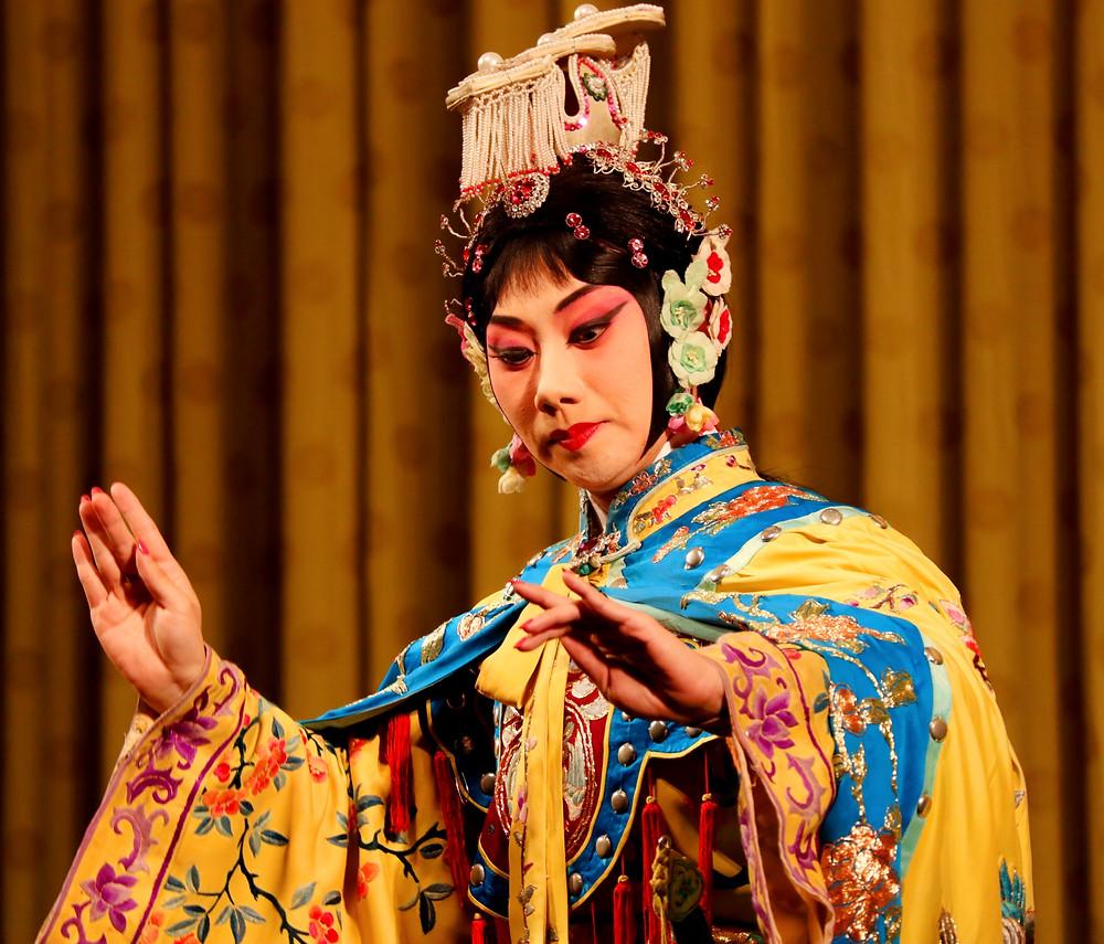 peking opera costume