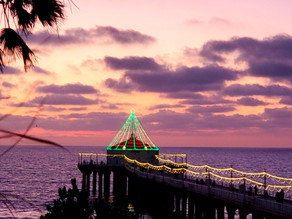 Spending Christmas in Southern California