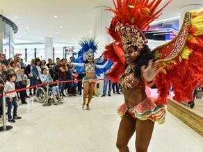 Латино-американские шоу и море призов в Каширской Плазе!