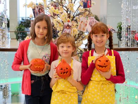 """""""Фонарь Джека"""" как символ Halloween"""