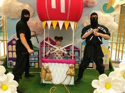 Детские праздники #letsshowadv