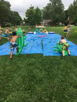 relay gators