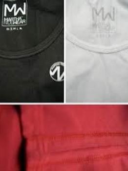 Olivia Tank Linne  - Martha Ridewear