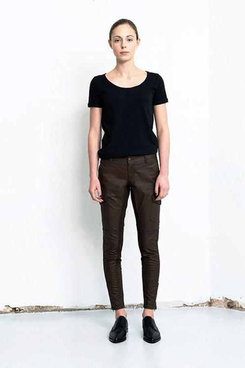 Agnes Chino Wax  - Martha Ridewear