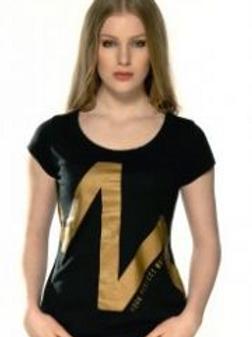 Olivia Graphic T-shirt   - Martha Ridewear