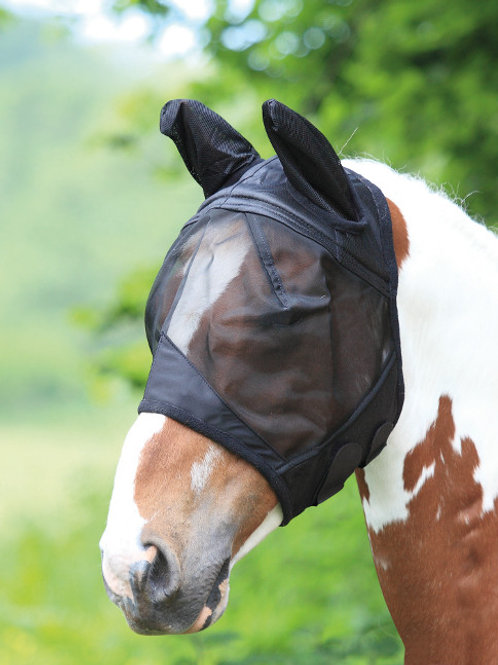 Fly Mask Open Forelock - Shires