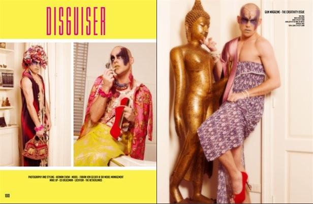 Fashion GUN Magazine
