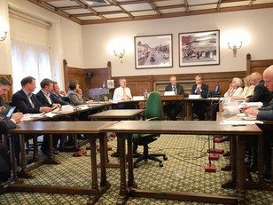 APPG co-hosts founding and current Directors of the Global Fund