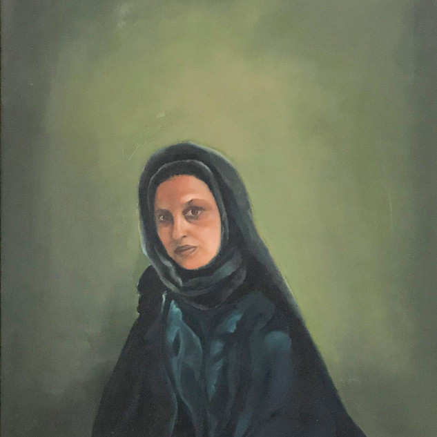 Matriarch in Cover