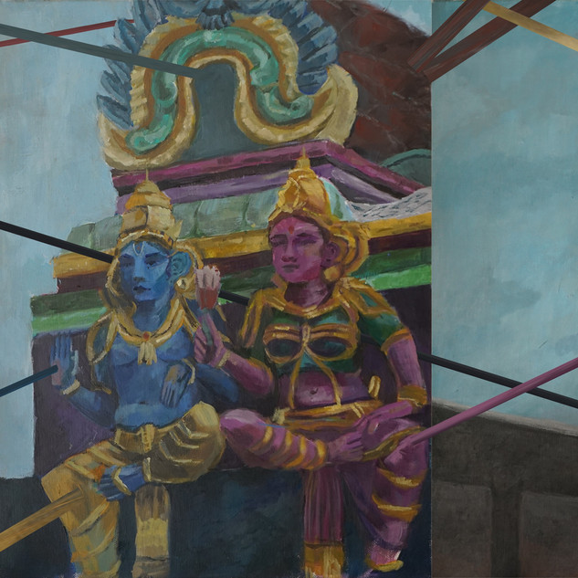 Weaving of Religions