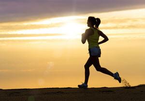 Para correr sem se machucar