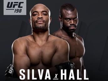 UFC confirma Anderson Silva em Curitiba