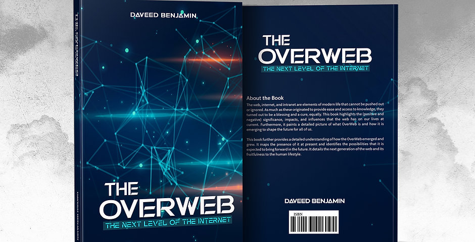 The Overweb: The Next Level of the Internet softcover paperback (Pre-order)