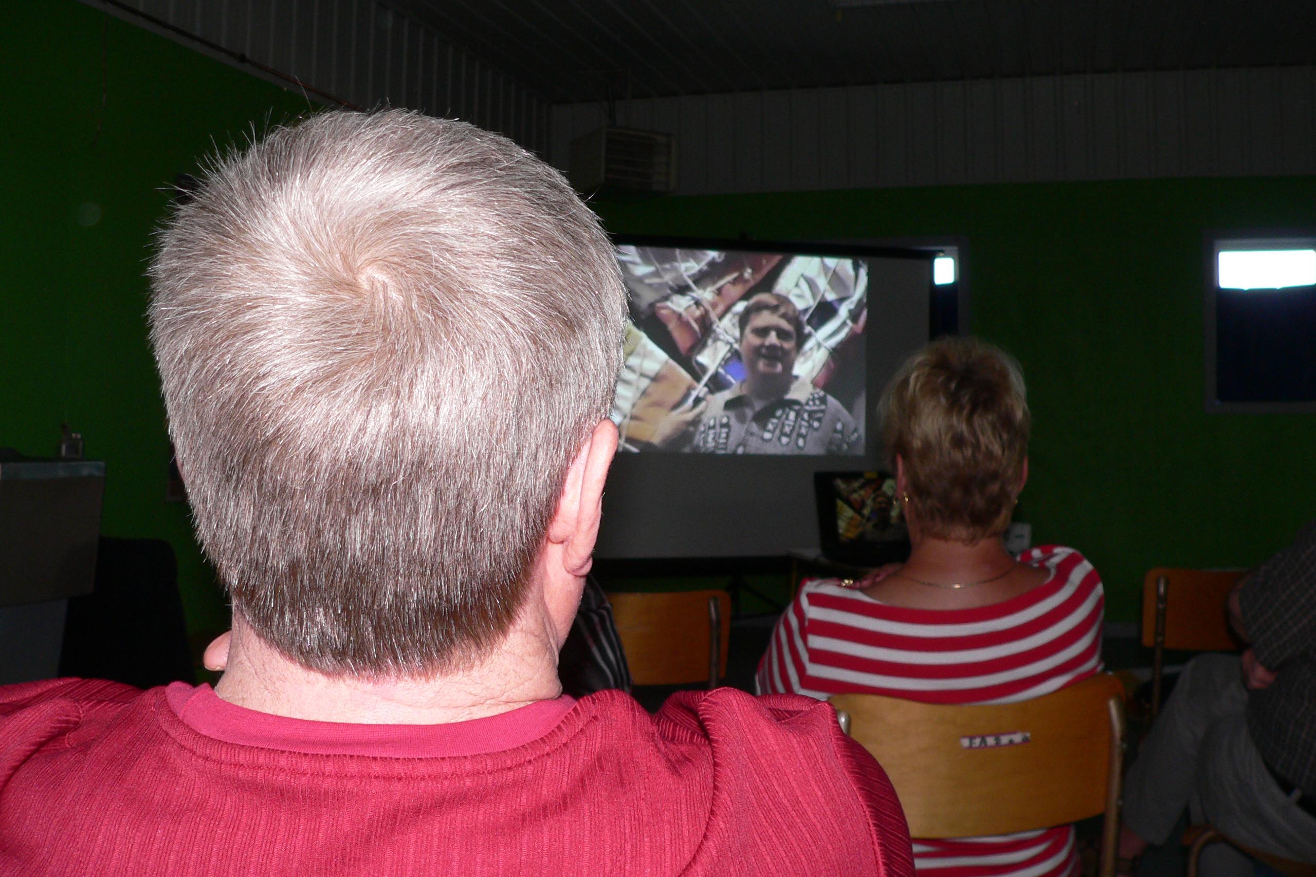 Projection du film « Lemoyne »