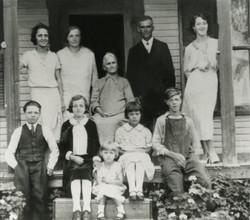 Famille d'Euclide sur la galerie