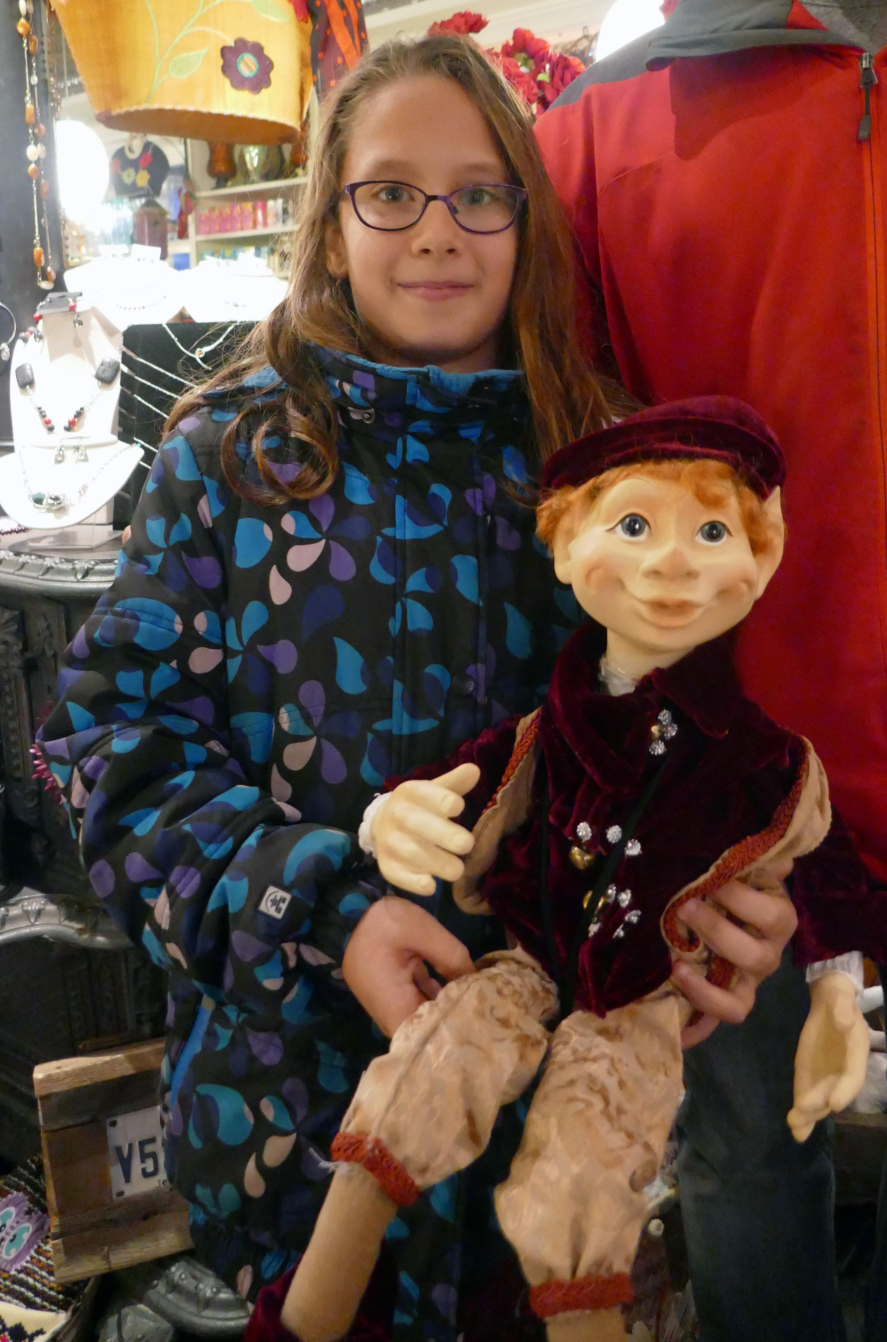 Marché de Noël d'Upton
