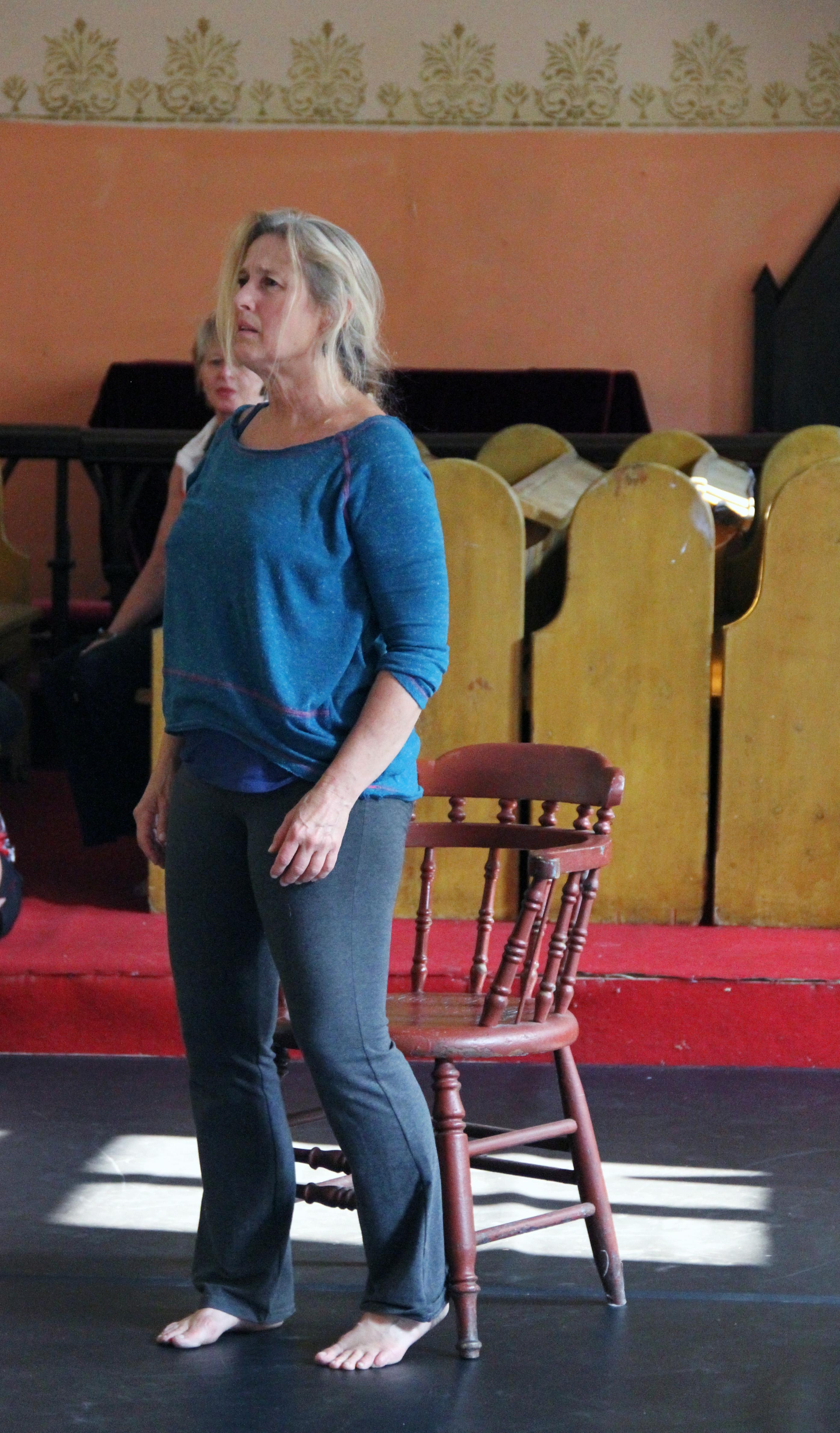 Margie Gillis danse pour nous