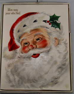 5 à 7 Noël d'hier à aujourd'hui