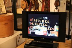 Histoire de tables et de tablées