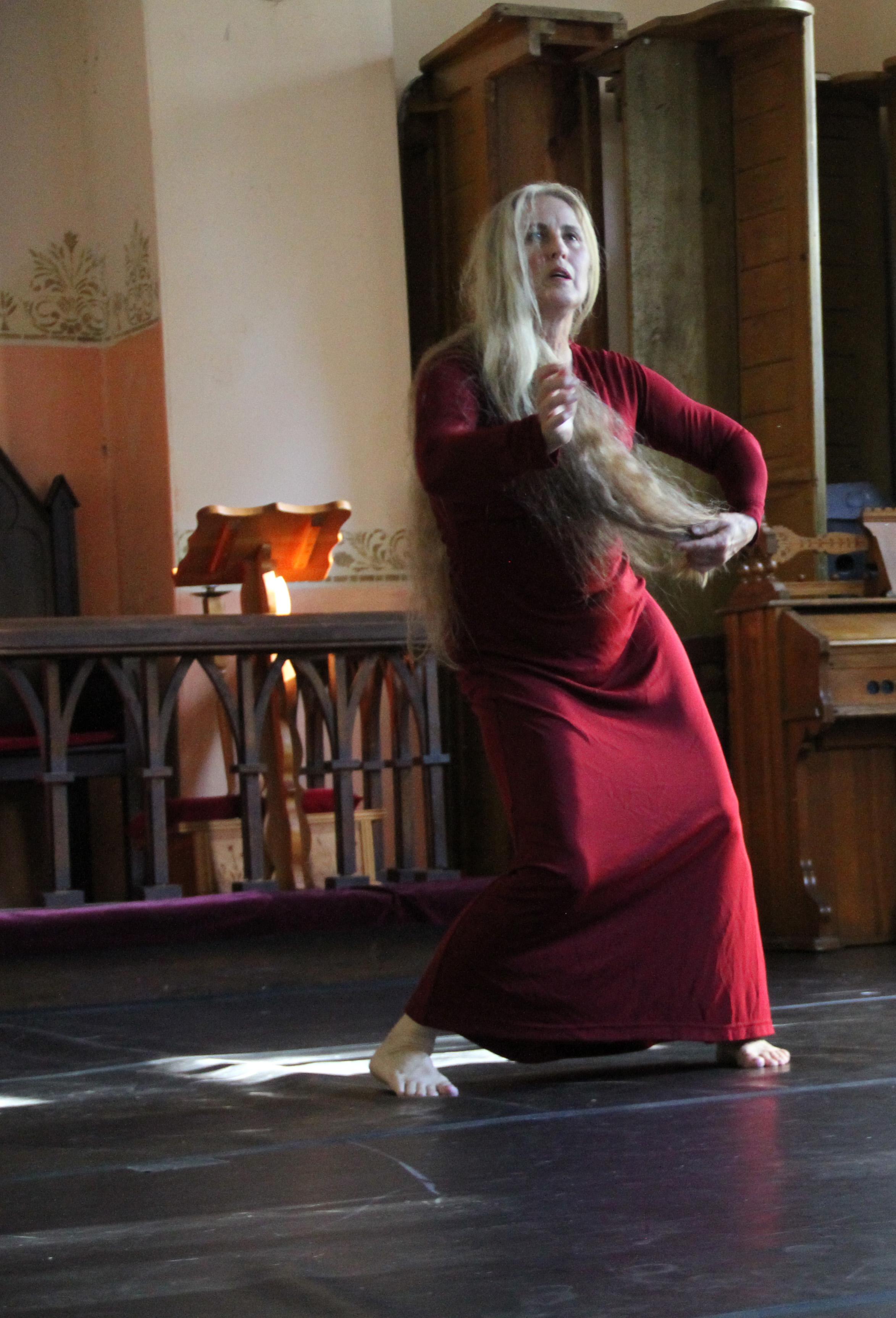 Margie Gillis