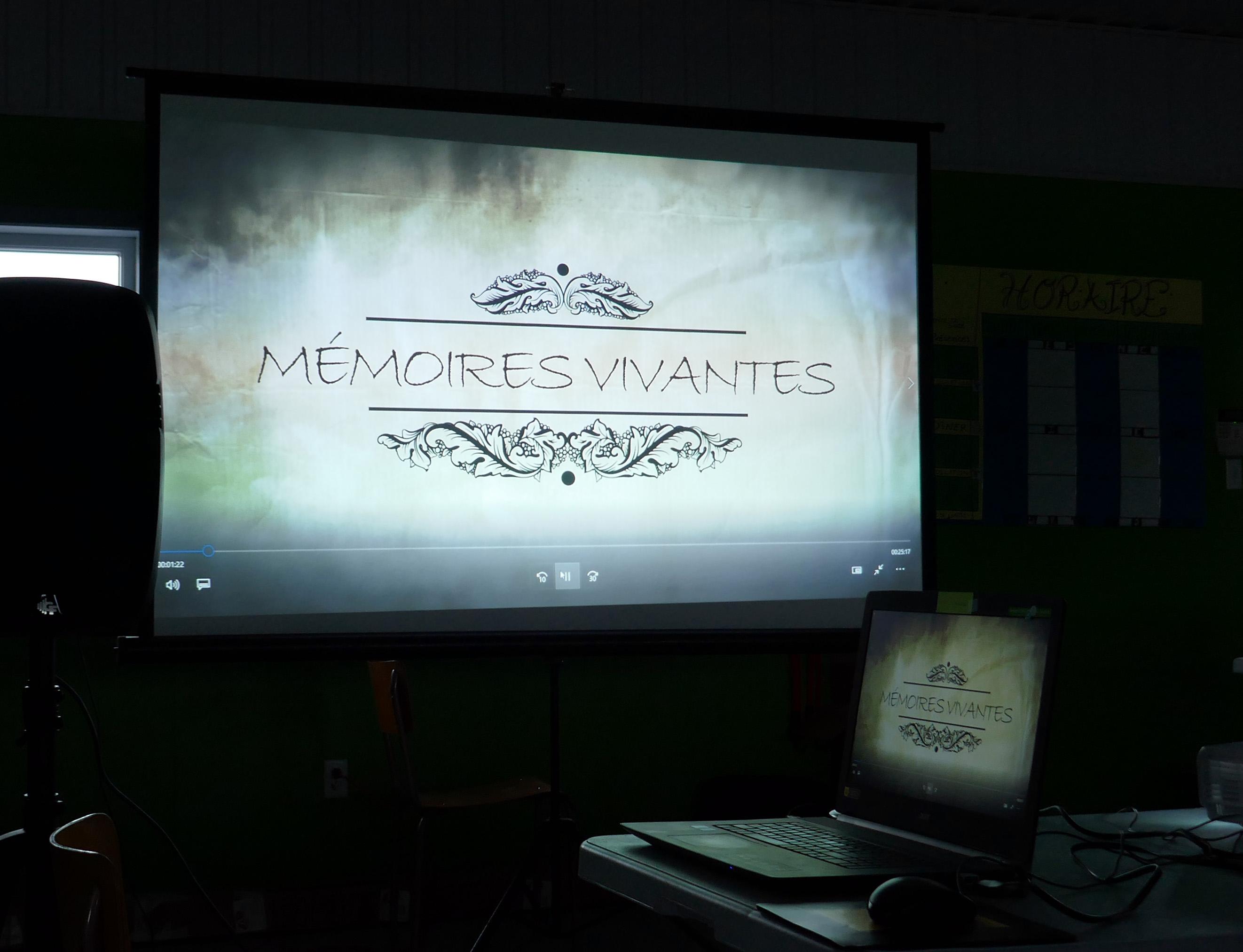 L'école, film réalisé par la CSA