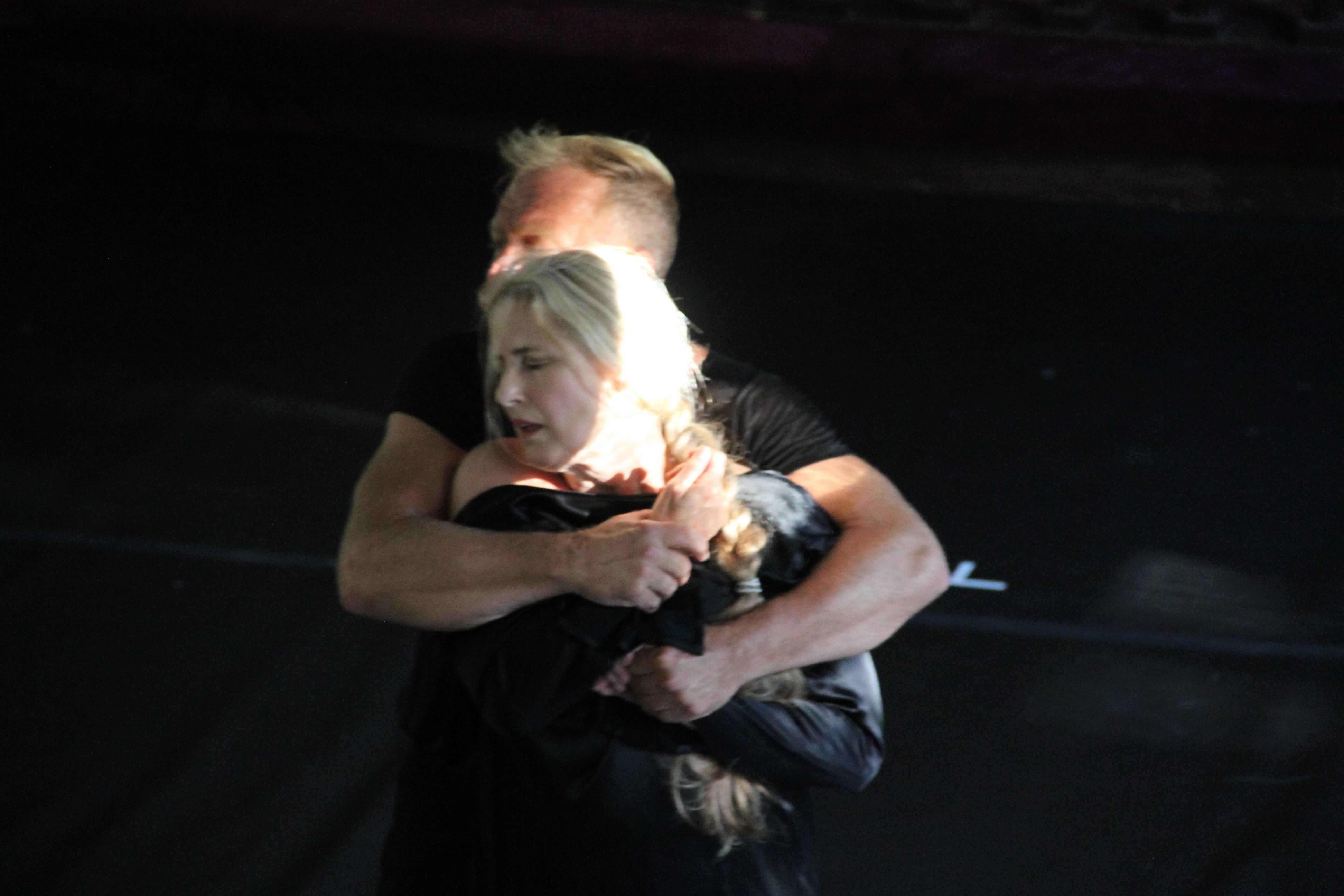 Margie Gillis et Marc D'aigle