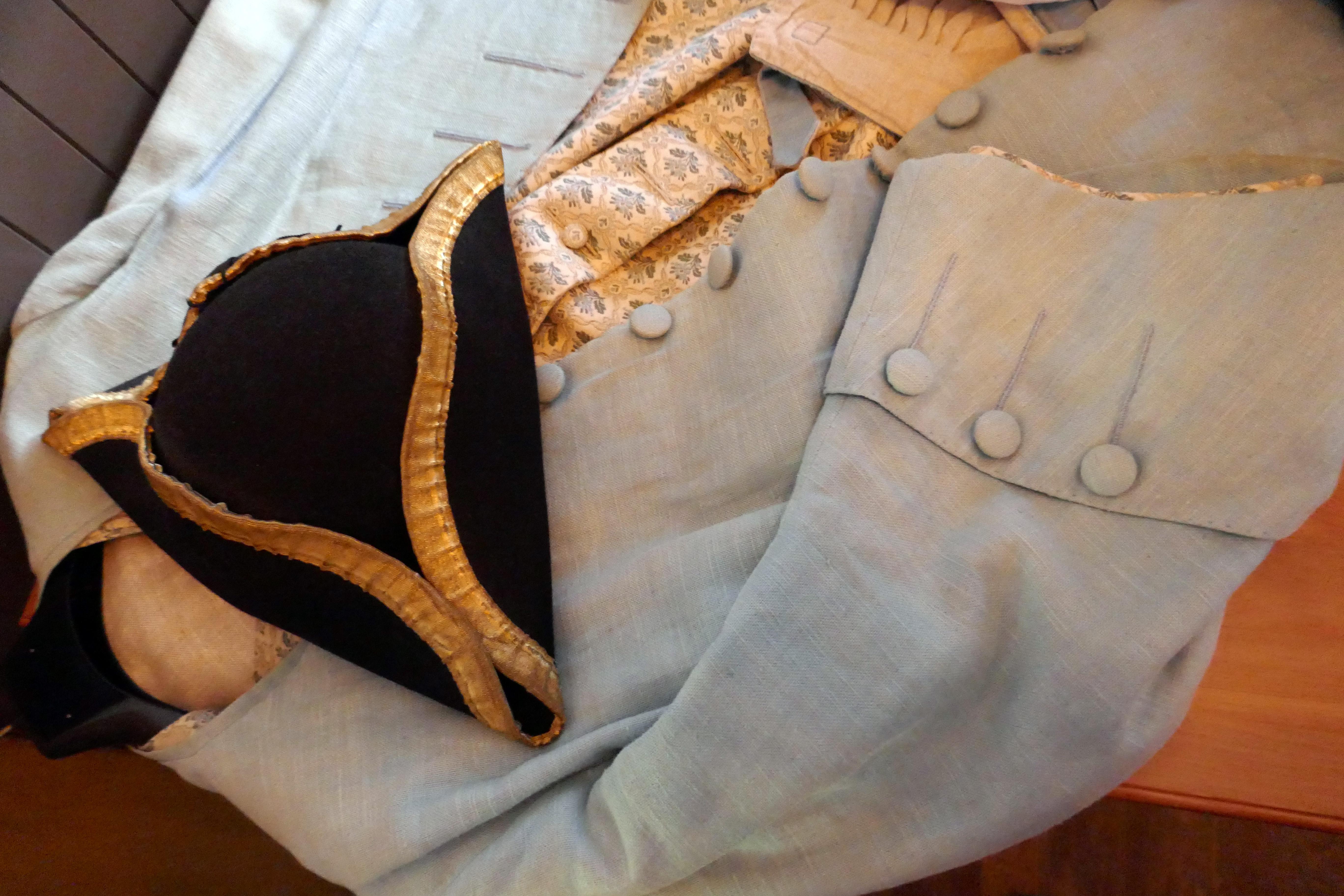 Les vêtements de nos ancêtres