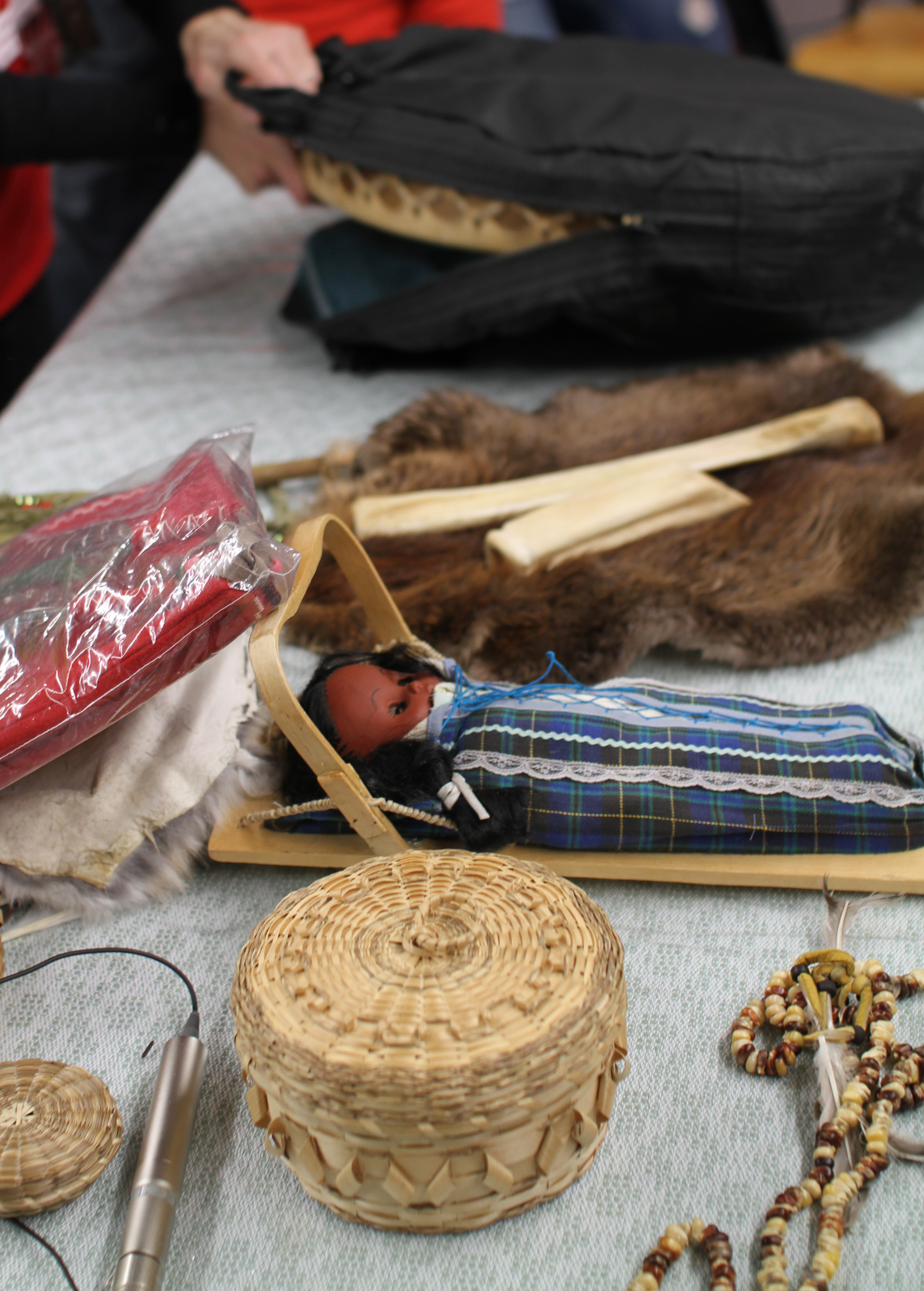 Objets traditionnels
