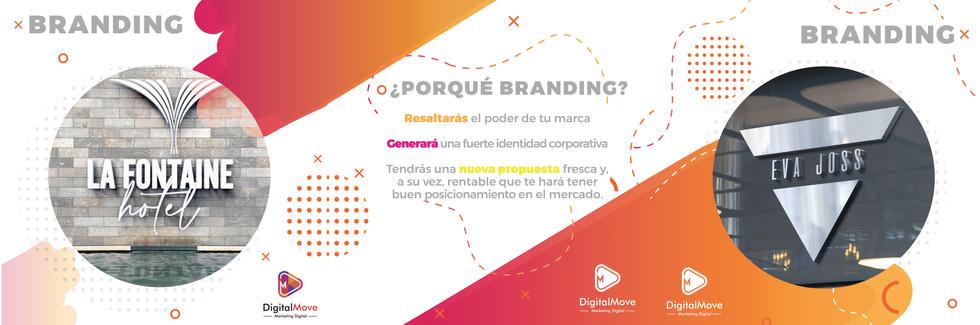 Branding en Digital Move