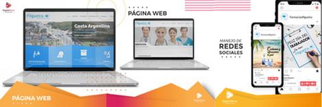 Digital Move para Farmacias Filgueira