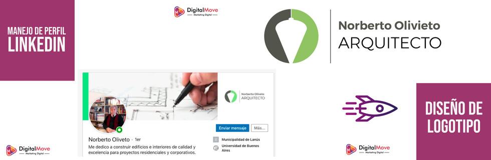Digital Move para Norberto Olivieto