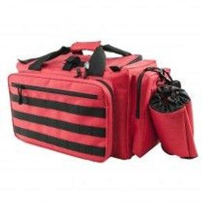 VISM® by NcSTAR® COMPETITION RANGE BAG/RED WITH BLACK TRIM