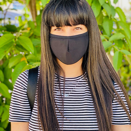 Safe & Sleek Fashion Mask